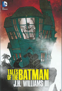 Cover Thumbnail for Tales of the Batman: J.H. Williams III (DC, 2014 series)