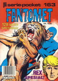 Cover Thumbnail for Serie-pocket (Semic, 1977 series) #163