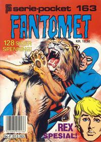 Cover Thumbnail for Serie-pocket (Semic, 1977 series) #163