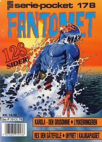 Cover Thumbnail for Serie-pocket (Semic, 1977 series) #178