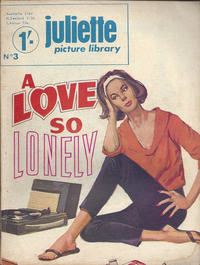 Cover Thumbnail for Juliette Picture Library (Famepress, 1966 series) #3
