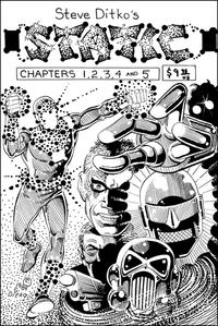 Cover Thumbnail for Steve Ditko's Static (chapters 1-5) (Robin Snyder and Steve Ditko, 1989 series)