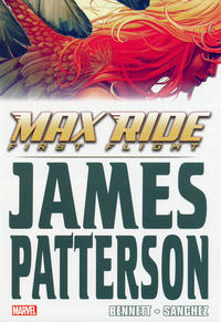 Cover Thumbnail for Max Ride: First Flight (Marvel, 2015 series)
