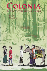 Cover Thumbnail for Colonia (AiT/Planet Lar, 2002 series) #2 - On Into the Great Lands
