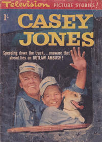 Cover Thumbnail for Casey Jones (Magazine Management, 1959 ? series)