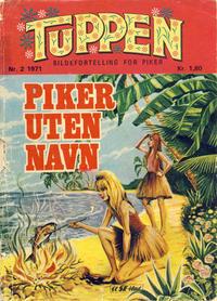 Cover Thumbnail for Tuppen (Serieforlaget / Se-Bladene / Stabenfeldt, 1969 series) #2/1971