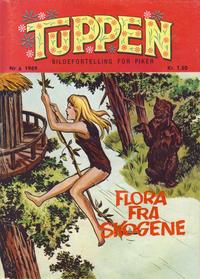Cover Thumbnail for Tuppen (Serieforlaget / Se-Bladene / Stabenfeldt, 1969 series) #6/1969