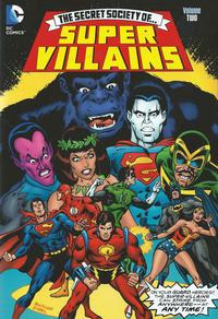 Cover Thumbnail for Secret Society of Super-Villains (DC, 2011 series) #2