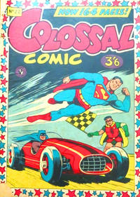 Cover Thumbnail for Colossal Comic (K. G. Murray, 1958 series) #22