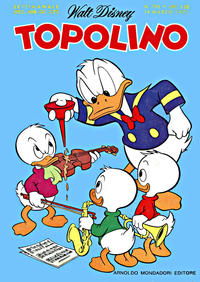 Cover Thumbnail for Topolino (Arnoldo Mondadori Editore, 1949 series) #798