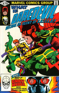 Cover Thumbnail for What If? (Marvel, 1977 series) #28 [Direct Edition]