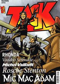 Cover Thumbnail for Zack (Mosaik Steinchen für Steinchen Verlag, 1999 series) #10/2015 (#196)