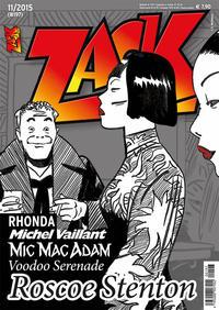 Cover Thumbnail for Zack (Mosaik Steinchen für Steinchen Verlag, 1999 series) #11/2015 (#197)