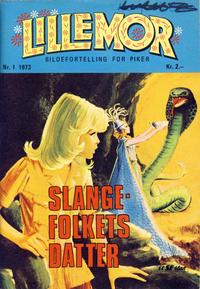 Cover Thumbnail for Lillemor (Serieforlaget / Se-Bladene / Stabenfeldt, 1969 series) #1/1973