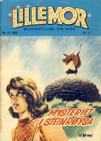Cover Thumbnail for Lillemor (Serieforlaget / Se-Bladene / Stabenfeldt, 1969 series) #11/1972
