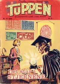Cover Thumbnail for Tuppen (Serieforlaget / Se-Bladene / Stabenfeldt, 1969 series) #12/1973