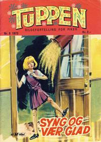Cover Thumbnail for Tuppen (Serieforlaget / Se-Bladene / Stabenfeldt, 1969 series) #8/1973