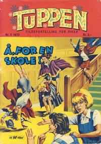 Cover Thumbnail for Tuppen (Serieforlaget / Se-Bladene / Stabenfeldt, 1969 series) #3/1973