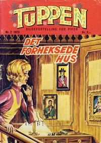 Cover Thumbnail for Tuppen (Serieforlaget / Se-Bladene / Stabenfeldt, 1969 series) #2/1973