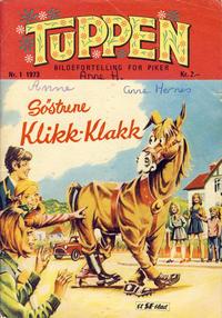 Cover Thumbnail for Tuppen (Serieforlaget / Se-Bladene / Stabenfeldt, 1969 series) #1/1973