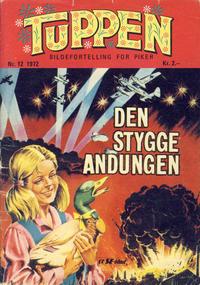 Cover Thumbnail for Tuppen (Serieforlaget / Se-Bladene / Stabenfeldt, 1969 series) #12/1972