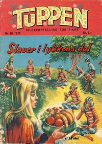 Cover Thumbnail for Tuppen (Serieforlaget / Se-Bladene / Stabenfeldt, 1969 series) #10/1972