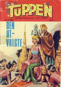 Cover Thumbnail for Tuppen (Serieforlaget / Se-Bladene / Stabenfeldt, 1969 series) #3/1972