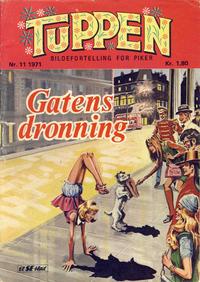 Cover Thumbnail for Tuppen (Serieforlaget / Se-Bladene / Stabenfeldt, 1969 series) #11/1971