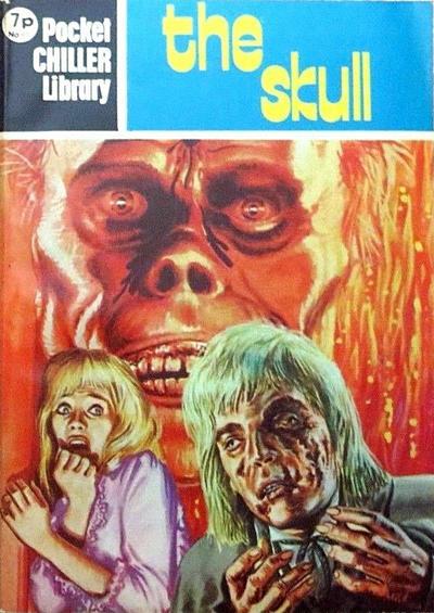 Cover for Pocket Chiller Library (Thorpe & Porter, 1971 series) #61