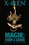 Cover Thumbnail for X-Men: Magik - Storm & Illyana (2008 series)  [premiere edition]