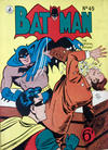Cover Thumbnail for Batman (1950 series) #49 [6D cover]