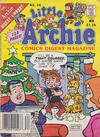 Cover for Little Archie Comics Digest Magazine (Archie, 1985 series) #34 [Newsstand]