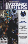 Cover Thumbnail for Valiant FCBD 2014 Armor Hunters Special (2014 series)  [Mayhem Comics & Games Des Moines]