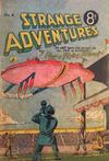 Cover for Strange Adventures (K. G. Murray, 1954 series) #4