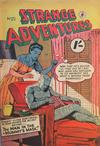Cover for Strange Adventures (K. G. Murray, 1954 series) #25