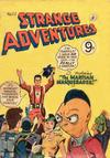 Cover for Strange Adventures (K. G. Murray, 1954 series) #22