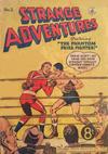 Cover for Strange Adventures (K. G. Murray, 1954 series) #2