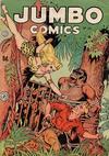 Cover for Jumbo Comics (H. John Edwards, 1950 ? series) #28