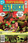 Cover Thumbnail for Sgt. Rock (1977 series) #366 [Newsstand]
