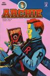 Cover for Archie (Archie, 2015 series) #4 [Cover C Francesco Francavilla]