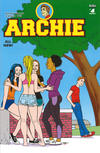 Cover for Archie (Archie, 2015 series) #4 [Cover D Jaime Hernandez]