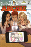 Cover for Archie (Archie, 2015 series) #4 [Cover F Paul Renaud]