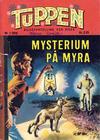 Cover for Tuppen (Serieforlaget / Se-Bladene / Stabenfeldt, 1969 series) #1/1975
