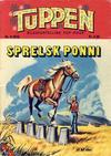 Cover for Tuppen (Serieforlaget / Se-Bladene / Stabenfeldt, 1969 series) #9/1975