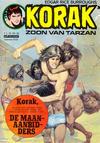 Cover for Korak Classics (Classics/Williams, 1966 series) #2123