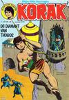 Cover for Korak Classics (Classics/Williams, 1966 series) #2131
