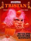Cover for Collectie Charlie (Dargaud Benelux, 1984 series) #24 - Tristan: Het eiland van de drie koningen
