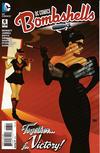 Cover for DC Comics: Bombshells (DC, 2015 series) #6