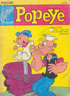 Cover for Cap'tain Présente Popeye (Société Française de Presse Illustrée (SFPI), 1964 series) #211