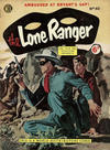 Cover for The Lone Ranger (World Distributors, 1953 series) #40